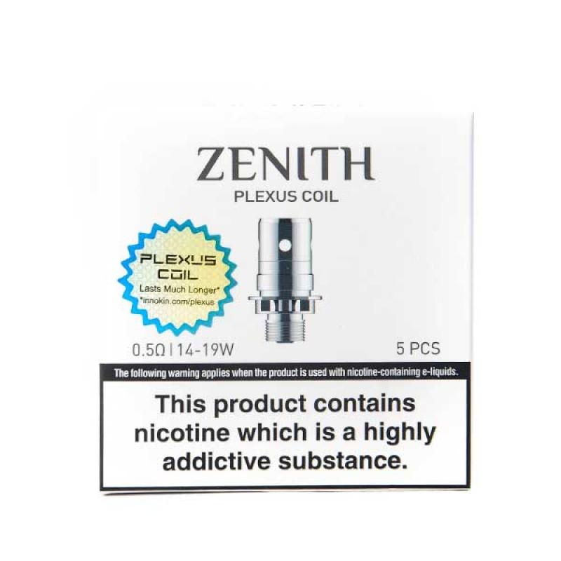 Zenith Plexus Z Coils by Innokin