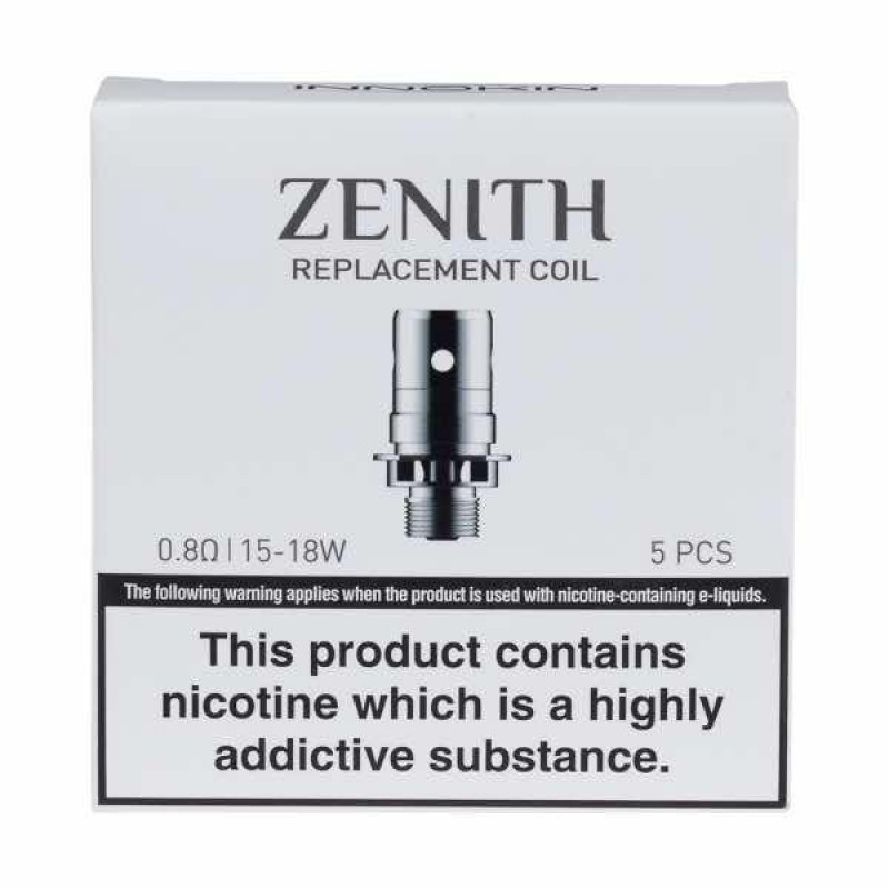 Zenith Coils - 5 Pack by Innokin